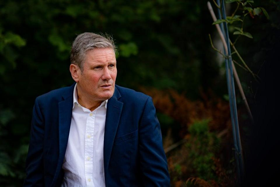 Sir Keir Starmer says Afghanistan must not become a breeding ground for terrorism again (Ben Birchall/PA Wire) (PA Wire)