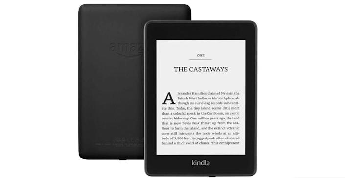 Kindle Paperwhite prime day deals