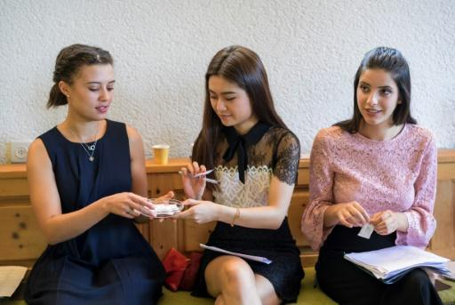 Mastering manners at Switzerland's last finishing school