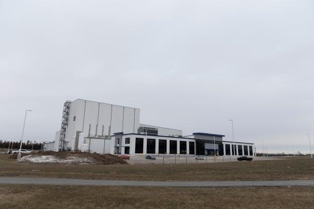 The Canada Royal Milk facility in Kingston, Ont., was built with a $332-million investment from its parent company, China Feihe International.