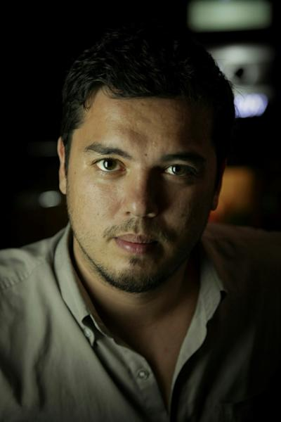 """French-Cambodian filmmaker Guillaume Suon, whose documentary """"The Taste of Secrets"""", made its world premiere at the 24th Busan International Film Festival (AFP Photo/Handout)"""