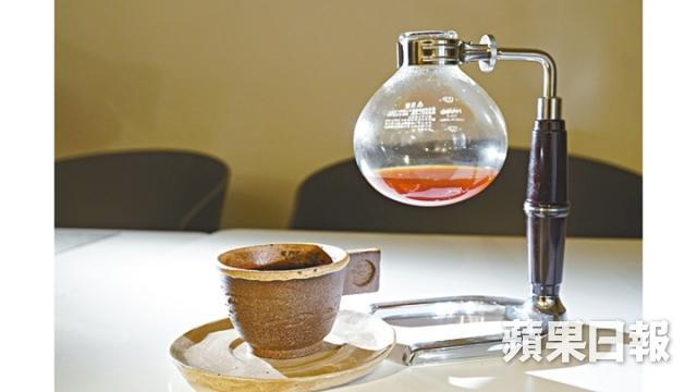 Syphon Coffee(Thika),$64。