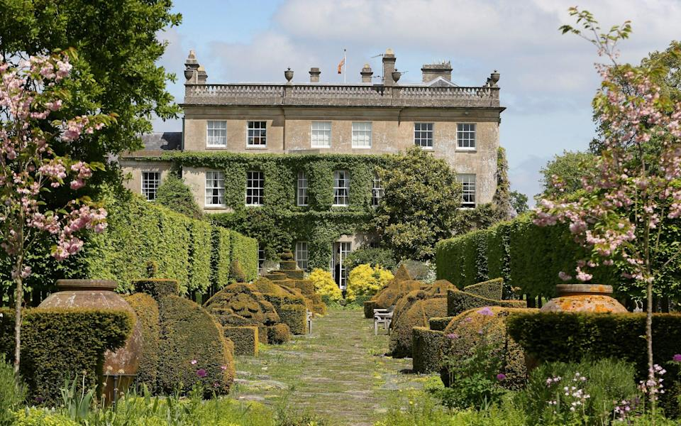 The Prince of Wales no longer lives full-time at Highgrove, Gloucestershire, making it more accessible for visitors - Chris Jackson Collection