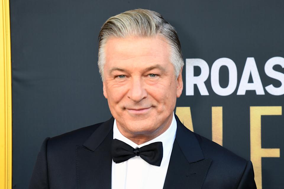 Alec Baldwin attends the Comedy Central Roast of Alec Baldwin at Saban Theatre on September 07, 2019 in Beverly Hills, California. (Photo by Jeff Kravitz/FilmMagic)