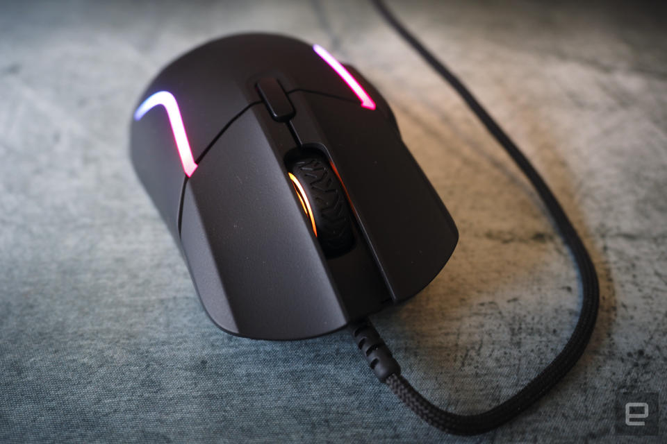 Rival 5 from front