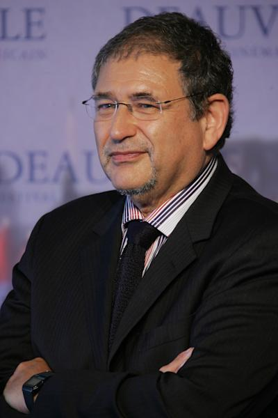 Director for International Liaison of the Simon Wiesenthal center, Shimon Samuels attends an event on September 2, 2006 in Deauville, France (AFP Photo/Francois Guillot)