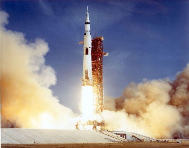 'One giant leap': US marks Apollo mission 50 years on