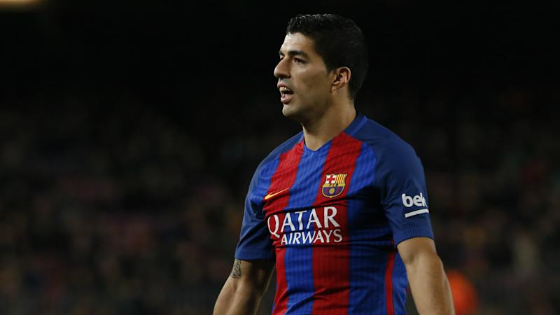 Barcelona go to CAS over Suarez Copa del Rey final ban