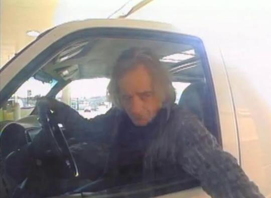 Photo of Anthony Quinn Warner released by the FBI / Credit: FBI