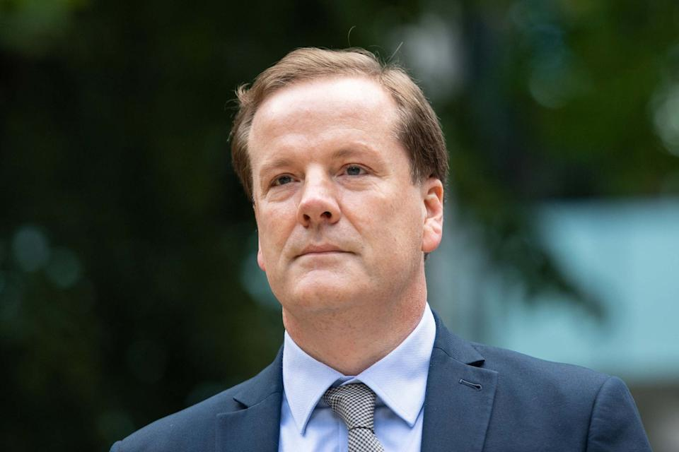 Charles Elphicke was found guilty during a three-week trial (PA)