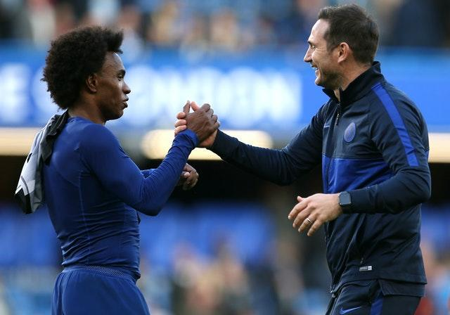 New Arsenal signing Willian expects title challenge under Mikel Arteta