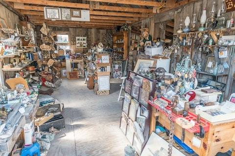 Old artifacts have been preserved for visitors to see - Credit: Bishops Real Estate