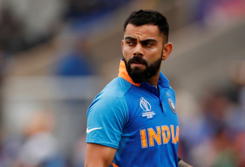 Expectant father Kohli likely to travel to Australia - source