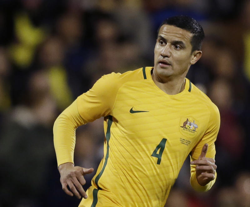 Australia first to announce provisional squad for Russia World Cup
