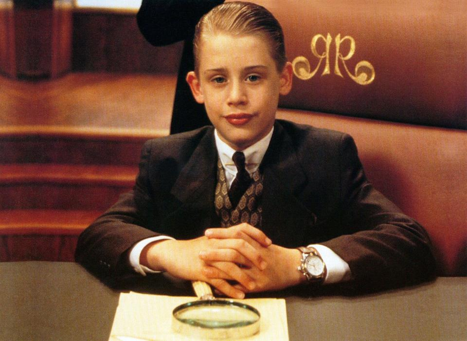 "<p><strong>Tubi's Description:</strong> ""Macaulay Culkin stars as Richie Rich, a boy billionaire who can buy anything he desires - except a normal childhood. But when Richie's parents are kidnapped in a hostile takeover attempt on the family corporate empire, it's up to Richie and his loyal valet to rescue his mom and dad ... and the family fortune.""</p> <p><a href=""https://tubitv.com/movies/589089/richie-rich"" class=""link rapid-noclick-resp"" rel=""nofollow noopener"" target=""_blank"" data-ylk=""slk:Watch Richie Rich on Tubi now!"">Watch <strong>Richie Rich</strong> on Tubi now!</a></p>"