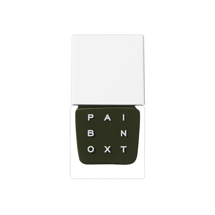 "<p>Looking for a true dark green? ""Paintbox Like Wild actually reads green from afar — many greens are too bright or read black,"" says Kandalec. Near or far, people will envy you over this hue.</p> <p><strong>$22</strong> (<a href=""https://shop-links.co/1720226771466845242"" rel=""nofollow noopener"" target=""_blank"" data-ylk=""slk:Shop Now"" class=""link rapid-noclick-resp"">Shop Now</a>)</p>"