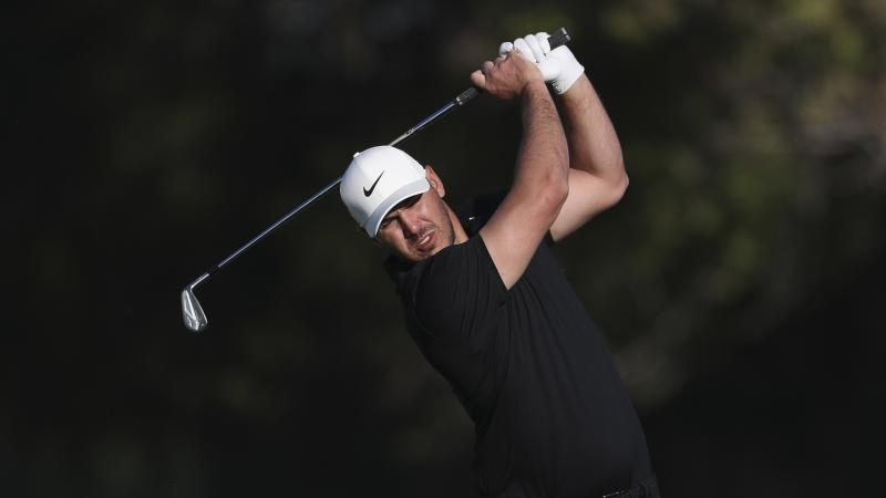 World number one Koepka fires opening round of 66 on return from injury