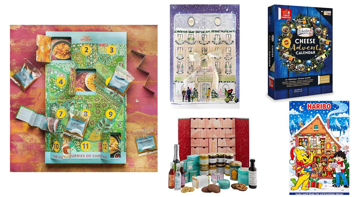Christmas Board Games 2019.The Best Food And Drink Advent Calendars Of 2019