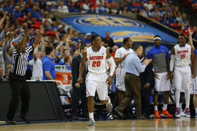 Florida pulls away from Tennessee late following questionable technical foul call