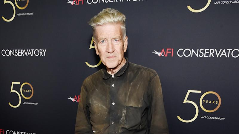 David Lynch attends AFI Conservatory's 50th Anniversary Celebration on September 19, 2019. (Photo by Michael Kovac/FilmMagic for AFI)