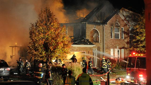 2 Questioned in Indiana Explosion Probe