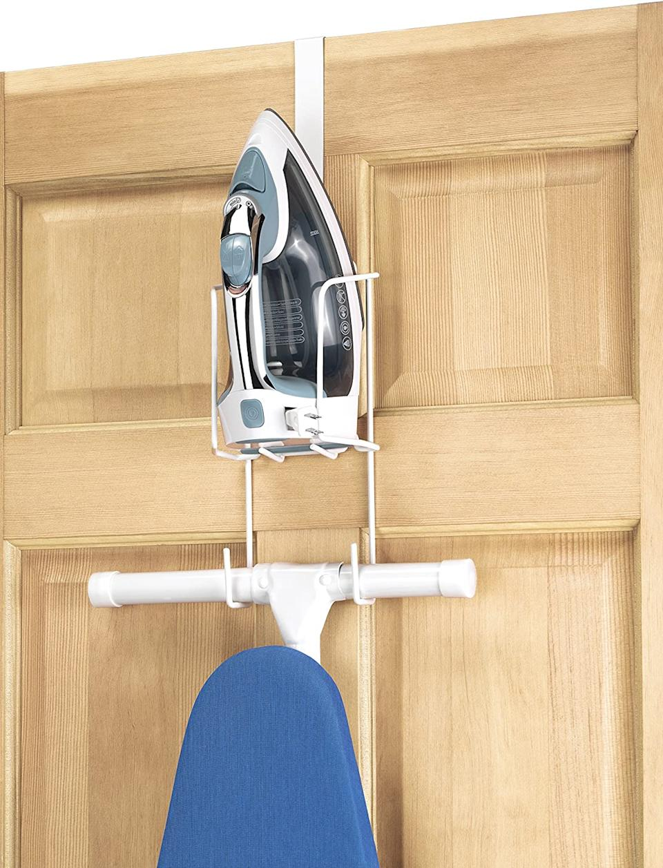 What a cool way to store your iron! (Photo: Amazon)