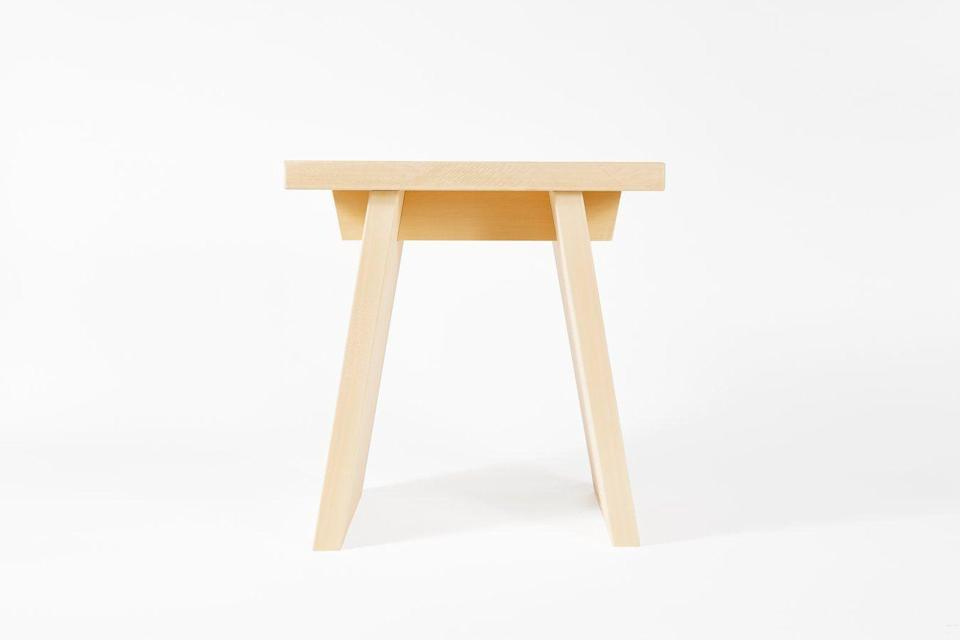 """<p><strong>Specs</strong></p><p>communedesign.com</p><p><strong>$395.00</strong></p><p><a href=""""https://www.communedesign.com/shop/furniture/summer-studio-for-commune-ise-stool-4519495073850/"""" rel=""""nofollow noopener"""" target=""""_blank"""" data-ylk=""""slk:Shop Now"""" class=""""link rapid-noclick-resp"""">Shop Now</a></p><p>""""What's more sustainable than a product that lasts forever? It's the driving principle behind the Southern California furniture maker Summer Studio, and creative director Jack Sasaki has brought it to life again with the Ise Stool, his sublimely simple collaboration in Alaskan yellow cedar with another West Coast great, the design studio Commune. One fail-safe way to protect the environment: timeless craftsmanship.""""—<em>Erik Maza, Style Features Director</em></p>"""