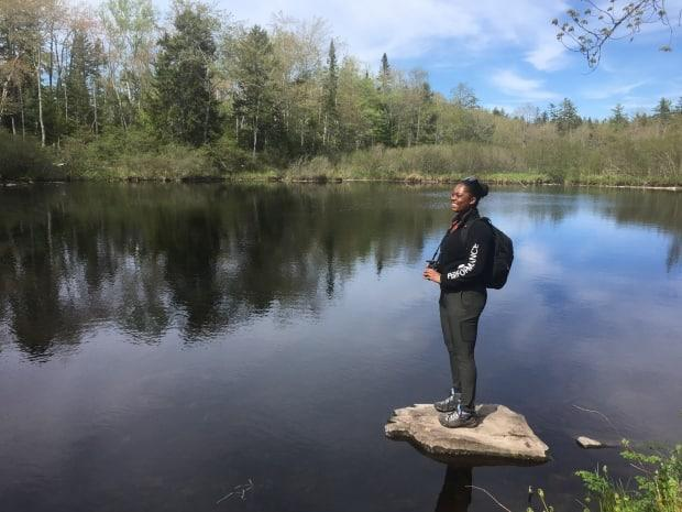 Cooper has worked with conservation groups in Liberia and Mozambique, and this summer joined the Canadian Parks and Wilderness Society as a conservation assistant.