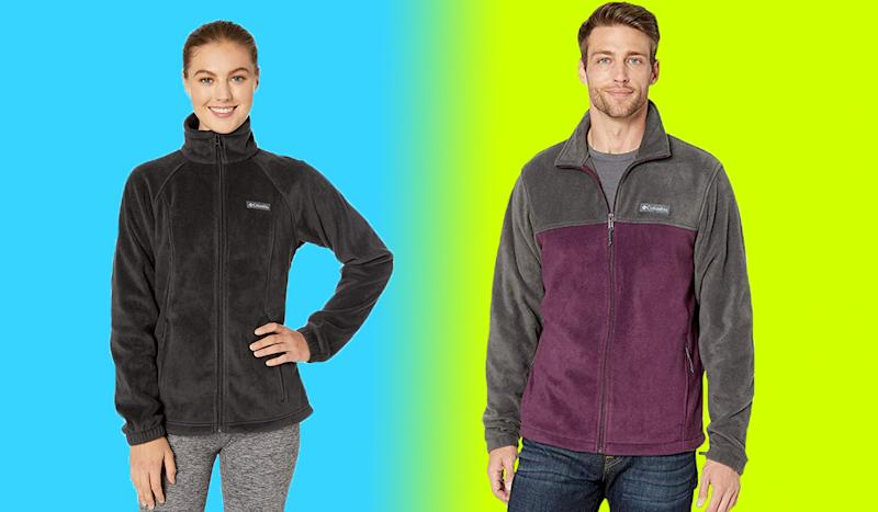 Columbia hoodies? For under $25? You better believe it. (Photo: Zappos)