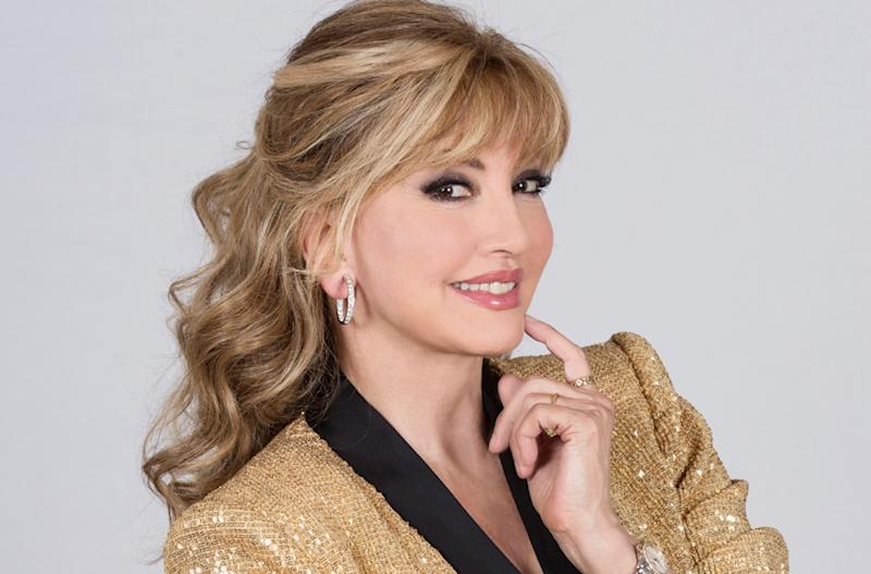 milly carlucci tampone