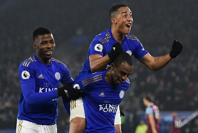 Refreshed: Leicester and Wolves have had two weeks off after the Premier League's first winter break (AFP Photo/Oli SCARFF )