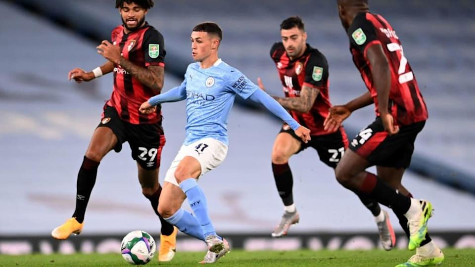 Foden   Laurence Griffiths/Getty Images
