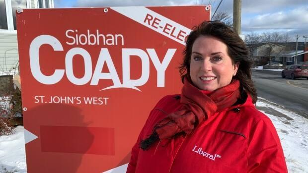 St. John's West candidate Siobhan Coady says she's pleased to have people enter the discussion on the province's financial crisis.