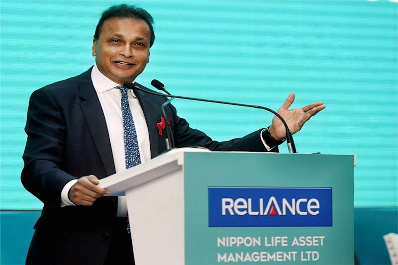 Anil Ambani's Reliance Group Stocks See Huge Rally; Reliance Infra Surges 25%