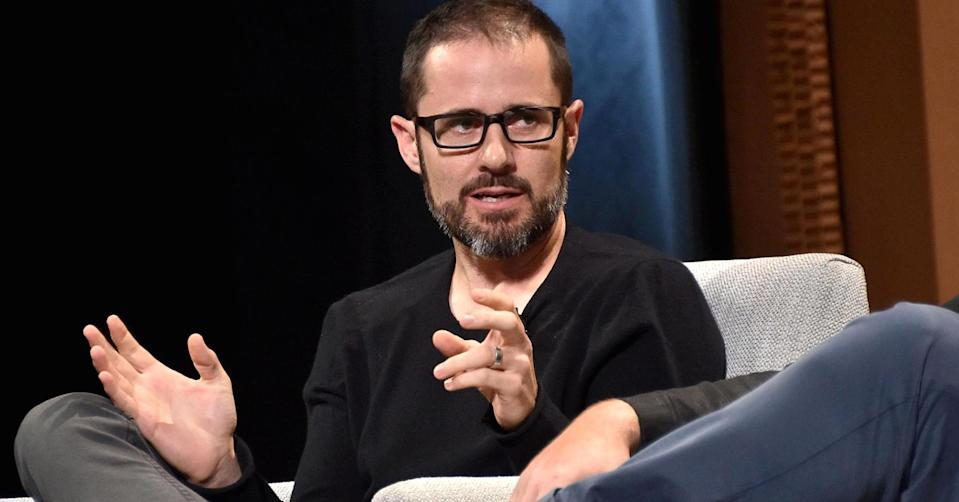 Medium founder and Twitter co-founder Ev Williams (Getty Images)