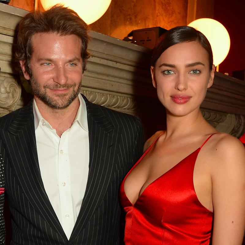 Bradley Cooper and Irina Shayk are parents! (Photo: Getty Images)