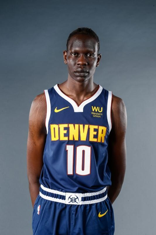 NBA: Denver Nuggets-Media Day