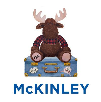 """Princess Cruises Introduces McKinley """"Mac"""" The Moose New Plush Character Friend of Stanley the Bear"""