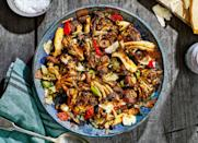 "<a href=""https://www.bonappetit.com/recipe/grilled-mushroom-antipasto-salad?mbid=synd_yahoo_rss"" rel=""nofollow noopener"" target=""_blank"" data-ylk=""slk:See recipe."" class=""link rapid-noclick-resp"">See recipe.</a>"