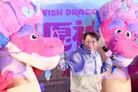 <p>Jackie Chan starts off 2021 by attending the <em>Wish Dragon </em>press conference in Beijing, China on Friday. </p>