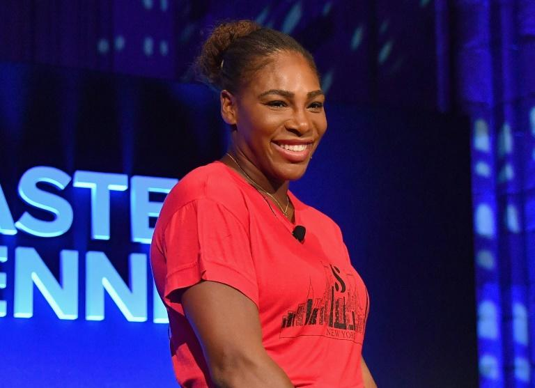 "Serena Williams says it is ""interesting"" that she has been tipped as US Open favorite"