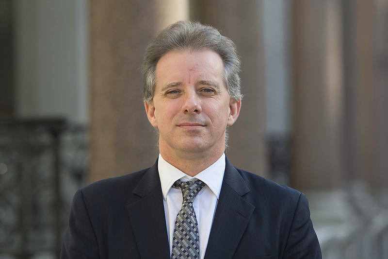 Christopher Steele, the former MI6 agent who compiled the memos, has kept a low profile since the explosive documents went public: PA wire