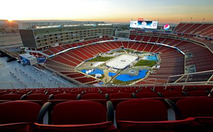 More than 69,000 fans will pack Levi's Stadium on Saturday night. (Jerry Lai-USA TODAY Sports)