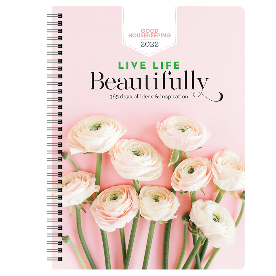 """<p>goodhousekeeping.com</p><p><strong>$21.95</strong></p><p><a href=""""https://shop.goodhousekeeping.com/2022-good-housekeeping-live-life-beautifully-planner.html"""" rel=""""nofollow noopener"""" target=""""_blank"""" data-ylk=""""slk:Shop Now"""" class=""""link rapid-noclick-resp"""">Shop Now</a></p><p>A clear mind gives artists a blank canvas. By filling this daily planner with their to-do lists, weekly plans, and day-to-day musings, they'll be able to focus on what they care about most: their art. The pages, which are full of beautiful photographs and nuggets of wisdom, may even offer some inspiration for their next piece.</p>"""