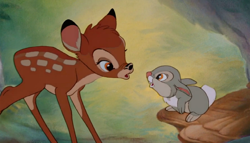 Disney announces CGI Bambi remake they will insist is live-action