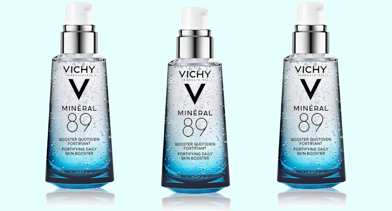 Vichy is having a site wide sale — Mineral 89 is on sale for 25% off