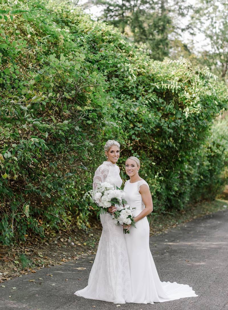 WNBA Star Elena Delle Donne Marries Amanda Clifton: See Her Two ...