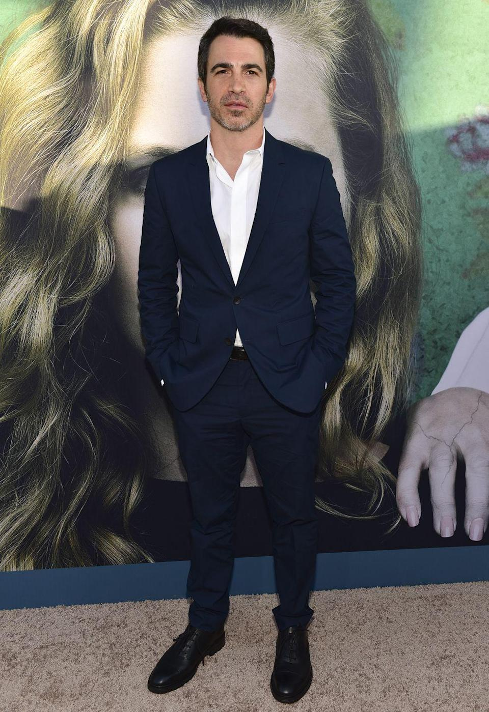 <p>With his luscious brown locks, fans of <em>The Mindy Project</em> have been known to fawn over Messina a time or two. </p>