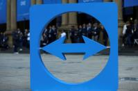 FILE PHOTO: First day of trading of TeamViewer AG in Frankfurt