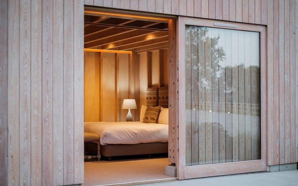 New rooms at the Alice Hawthorn
